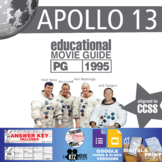Apollo 13 Movie Guide | Questions | Worksheet (PG - 1995)