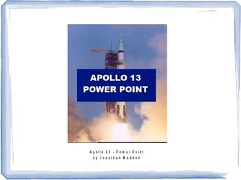 Apollo 13 Powerpoint