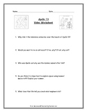 Space Exploration: Apollo 13 Video Worksheet