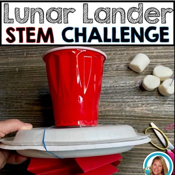 Apollo Lunar Module STEM CHALLENGE