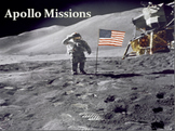 Apollo Missions- PowerPoint overview of all the Apollo Space Flights