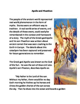 Apollo and Phaethon
