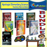 Apologia Elementary Flash Card Special Package Bundle