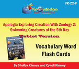 Apologia Expl Creation w/ Zoology 2: Swimming Creatures Vo