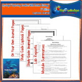 Apologia Exploring Creation With Marine Biology (1st Edition) Lapbook Journal