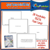 Apologia Exploring Creation w/ Botany Vocab Flash Cards TABLET