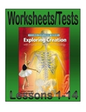 Apologia Exploring Creation with Anatomy and Physiology: L