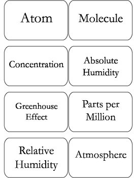 Apologia Exploring Creation with Physical Science Vocabulary Flash Cards