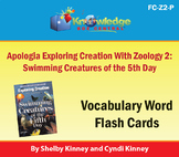 Apologia Exploring Creation with Zoology 2: Swimming Creat
