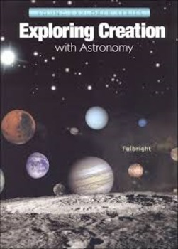Apologia Lesson 8  Space Rocks Section Questions, Unit Test, And Answer Key