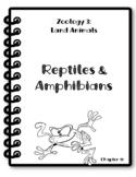 Apologia Zoology 3. Lesson 11. Reptiles & Amphibians . Res
