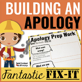 Apologies: Lesson on How, When, and Why to Say Sorry