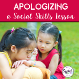 FREE Social Skills Lesson: Apologizing