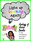 Apology of Action & Peace Space BUNDLE