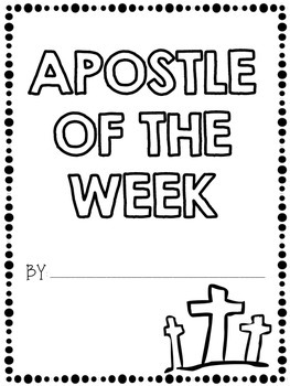Apostle of the Week