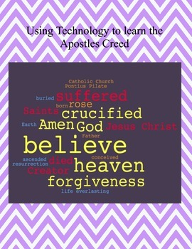 Apostles Creed - Including a project to help you integrate