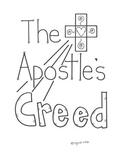 Apostles Creed Prayer Booklet