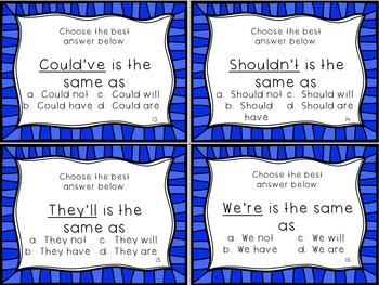 Possessives and Contractions: The Apostrophe