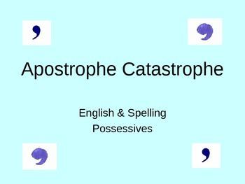 Apostrophe Power Point
