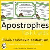 Apostrophe Task Cards