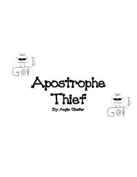 Apostrophe Thief