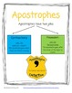 Apostrophe Toolbox for Teachers