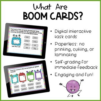Apostrophe Use Interactive Digital Task Cards (BOOM Cards) Freebie