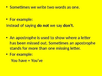 Apostrophe of omission