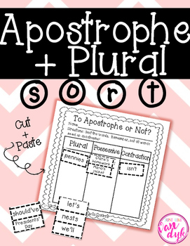 Apostrophes