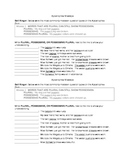 Apostrophes - Plural, Possessive, or Possessive Plural Worksheet
