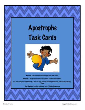 Apostrophe Teach and Reach Bundle