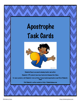 Apostrophe Teach and Reach Bundle