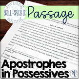 Apostrophes in Possessives: Skill-Specific Revising and Ed