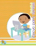 Apoyo para tareas Preescolares