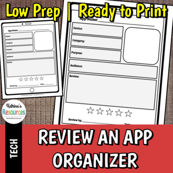App Chat: An Organizer for Reviewing Apps