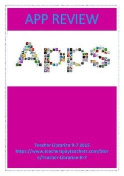 App Review Worksheet