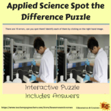 Applied Science Interactive Spot the Difference Puzzle 10t