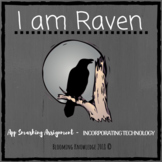 "App Smashing Assignment - ""I am Raven"""