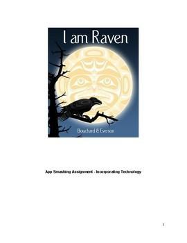 "App Smashing Assignment - ""I am Raven"""