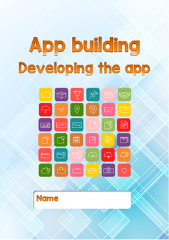 App building - developing the app