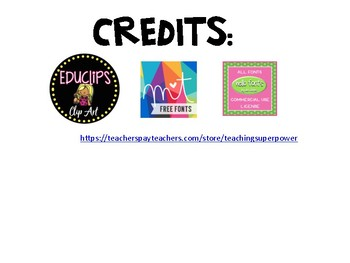 Classroom Decor {App of the Month} Sign