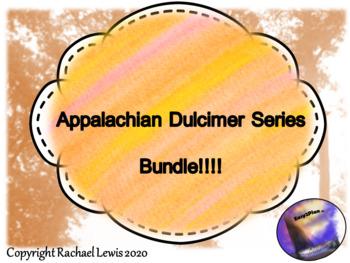 Appalachian Dulcimer Series: Power Point Lessons one through five.