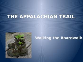 Appalachian Trail New Jersey Informative Powerpoint