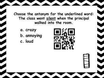 Appealing Antonyms!