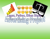 Appeals of Persuasion Advertising Mini Project (Google Slides)