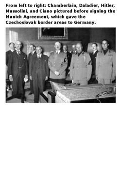 Appeasement Handout