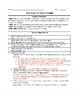 Appeasement: Hitler Violates the Treaty of Versailles Worksheet with Key