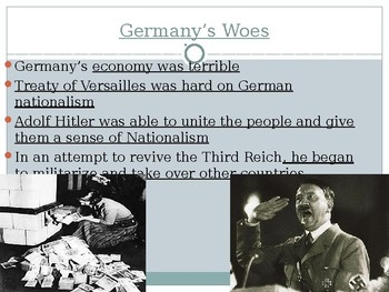 Appeasement Policy WW2