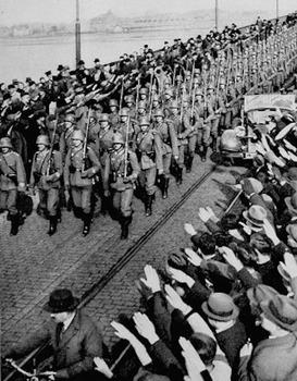 """Appeasement: Rhineland, Austria, & Czechoslovakia"" Powerpoint"