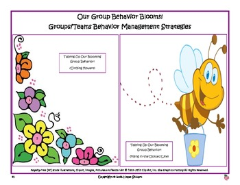 Banishing Bad Behavior in May: We Are Blossoming All Over with Good Behavior!